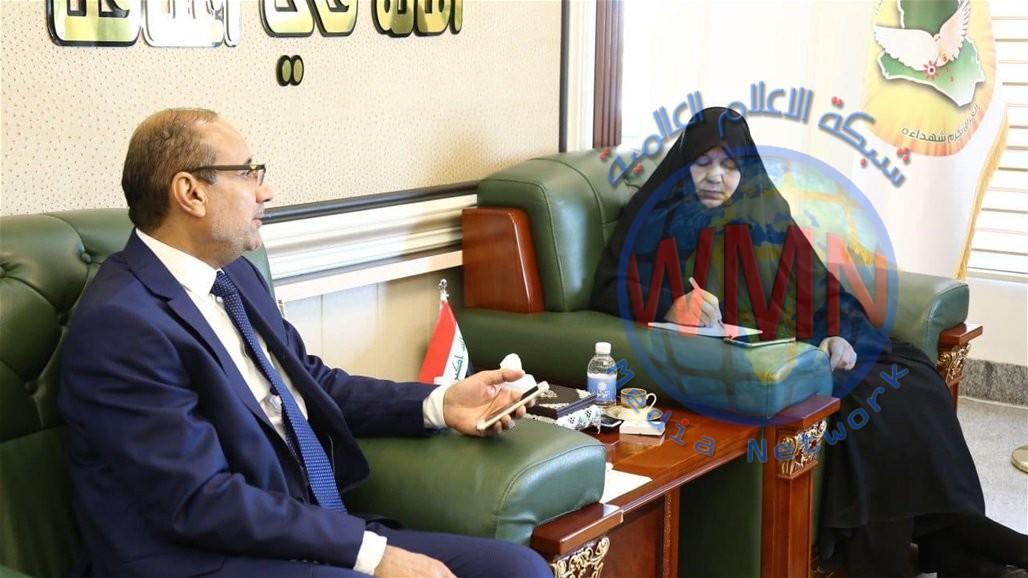 مؤسسة الشهداء ترحب بمقترح نيابي بإعطاء درجة المتقاعد من ذوي الشهداء لاحد ذويه