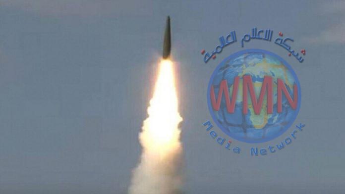 صاروخ روسي يطير بمسار غير اعتيادي