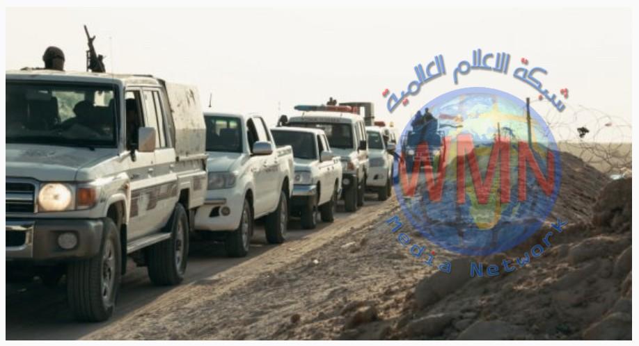 اللواء 26 بالحشد: قواتنا قطعت أكثر من 17 كم ولم يجد أثرا لفلول داعش