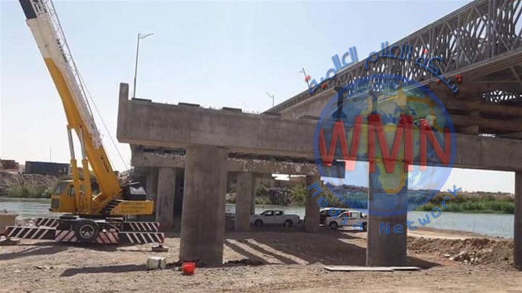 مسؤول محلي يعلن قرب المباشرة بإعادة اعمار جسر يربط الانبار بالمحافظات الشمالية