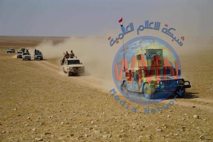 العمليات المشتركة: الصفحة الخامسة لارادة النصر تهدف لتطهير صحراء كربلاء والنجف