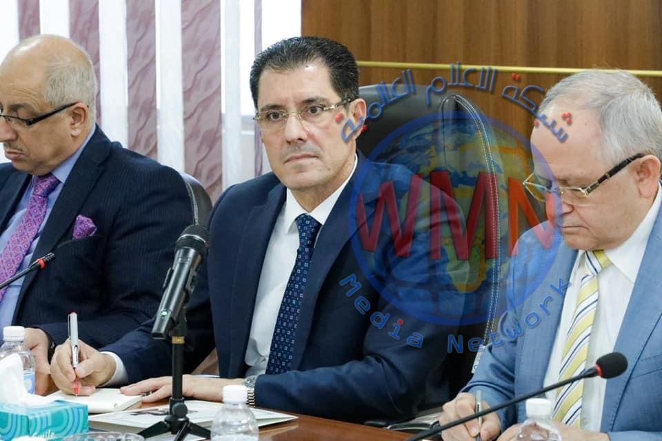 وزير التخطيط يستقبل لجنة الاقتصاد والاستثمار النيابية