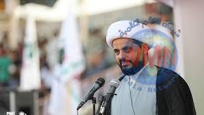 الشيخ الأمين: استهداف الحشد الشعبي بداية مشروع إسرائيلي يستهدف العراق وحياتكم ومقدساتكم