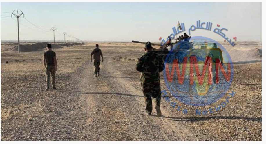 اللواء الرابع بالحشد الشعبي يفتش ويؤمن قريتين في ديالى ضمن عمليات عاشوراء
