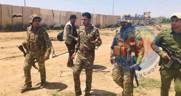 عمليات سامراء للحشد تكشف تفاصيل تعرض داعش على قاطع الزورة