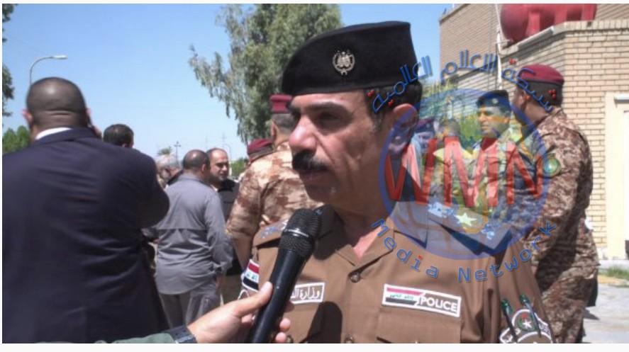 قائد شرطة الأنبار: ضربنا داعش في عمق الصحراء بفضل التنسيق مع الحشد الشعبي