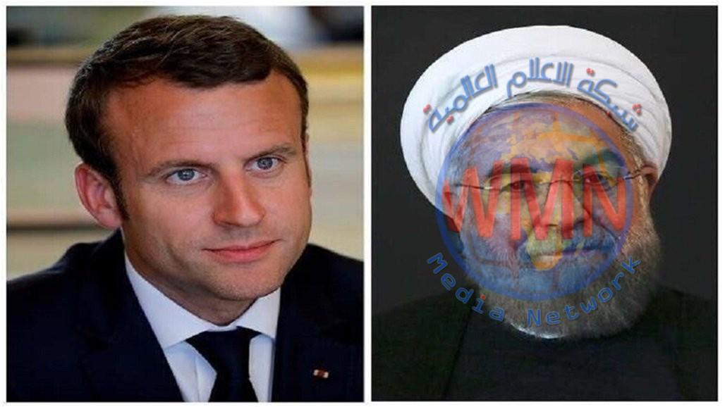 روحاني لماكرون: إسرائيل أخطأت بحساباتها بعدوانها على لبنان وسوريا والعراق