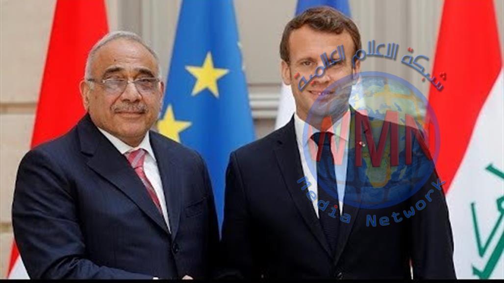 خبير اقتصادي: ماكرون يزور العراق لتوقيع عقد قطار بغداد المعلق