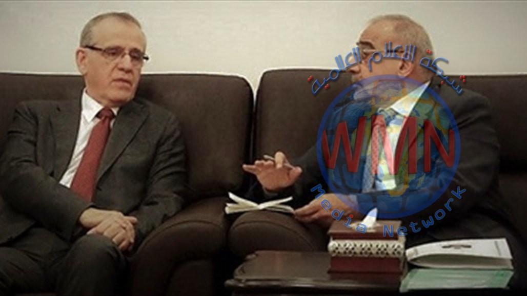 عبد المهدي يرفض استقالة وزير الصحة ويمنحه اجازة مفتوحة