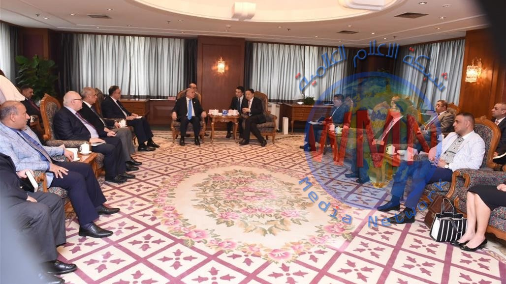 محادثات بين وزير المالية وأحد المصارف الصينية لتمويل المشروعات في العراق