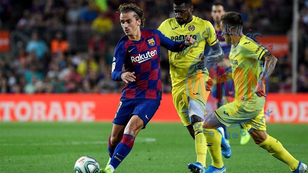 برشلونة يستعيد توازنه بفوز مهم على فياريال في الليجا