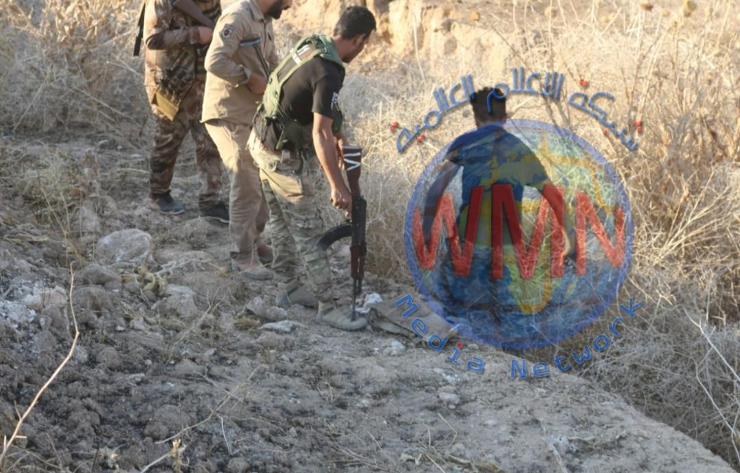 الحشدالشعبي يقتل عددا من عناصر داعش في جبال مكحول