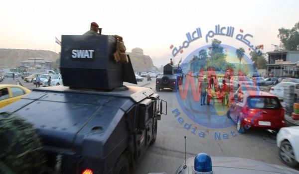 القبض على داعشيين جنوبي الموصل