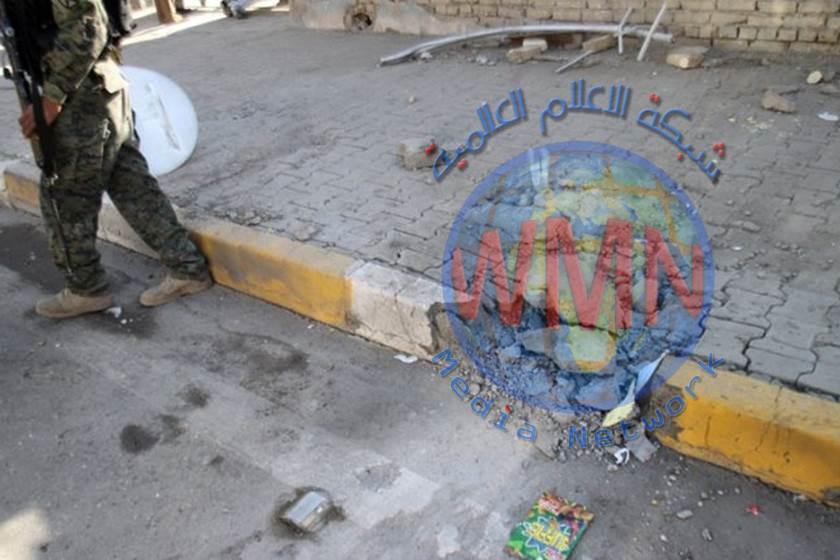 إصابة مدنيين اثنين بانفجار عبوة ناسفة جنوب غرب بغداد