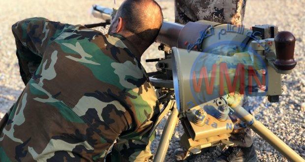 مدرسة التدريب العسكري في مديرية مقاتلة الدروع تخرج الدورة الـ29 للسلاح المباشر