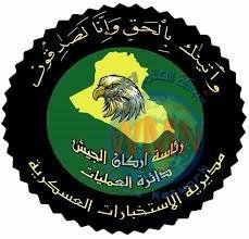 الاستخبارات: مداهمة مخبأ لداعش في هيت يحتوي على أربعة أطنان من السي فور