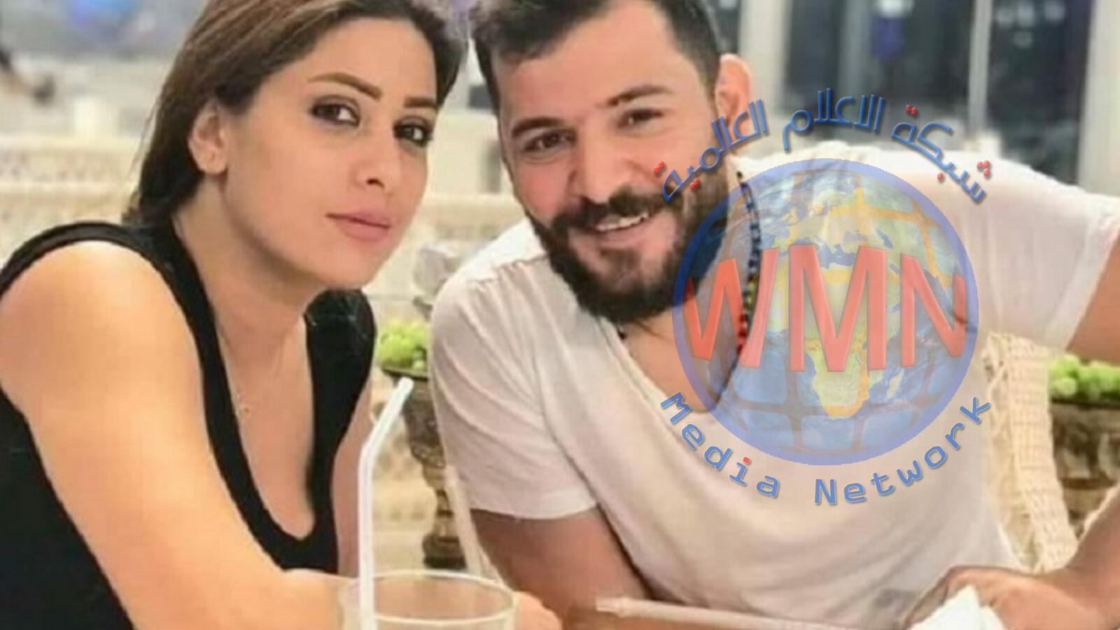 رسميا:إمارات رزق و حسام جنيد يعلنان طلاقهما