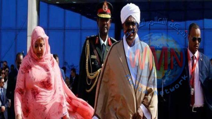 """السودان.. زوجة البشير """"مكبلة"""" داخل منزلها"""
