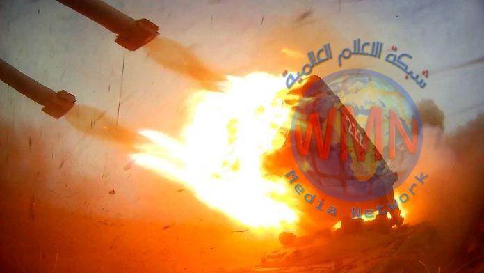 روسيا تنشر شريط فديو للقدرات التدميرية للراجمات