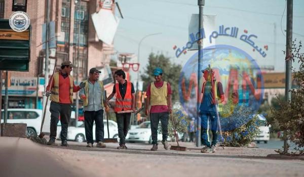 إطلاق أكثر من 74 مليار دينار لمشاريع وخدمات أمانة بغداد