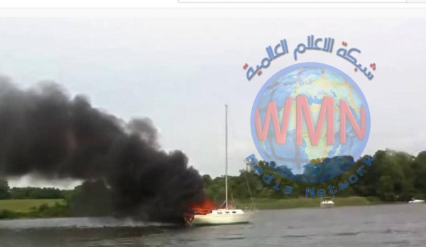 مقتل 8 في حريق أغرق سفينة على متنها العشرات بكاليفورنيا