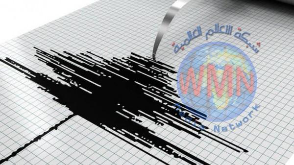 كردستان تسجل 165 هزة أرضية خلال آب الماضي