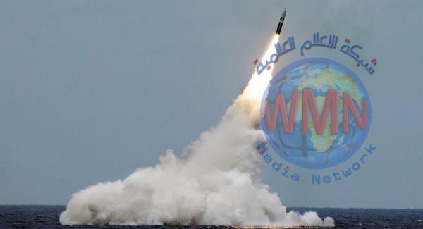 أمريكا تطلق أربعة صواريخ نووية
