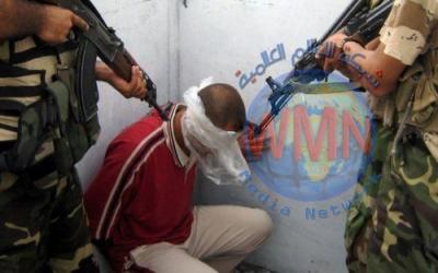 القبض على داعشي بديوان الجند في الموصل