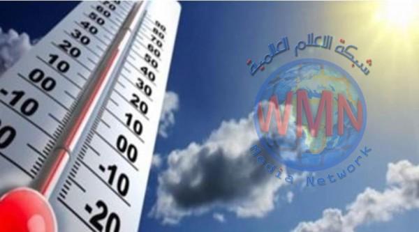 ارتفاع درجات الحرارة واجواء حارة في هذه المناطق!