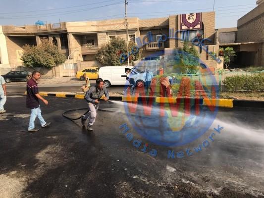 فتح منفذ جديد جنوب بغداد