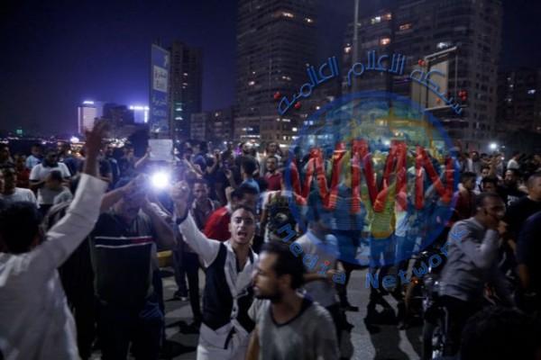 مظاهرات مصر.. إختفاء وتوقيف أكثر من 500 شخص