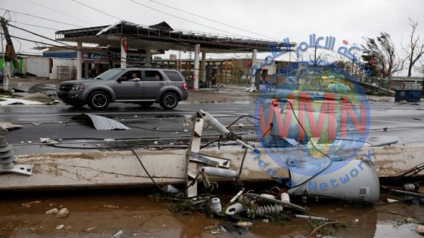 زلزال بقوة 6.3 درجة شمالي بويرتوريكو في امريكا