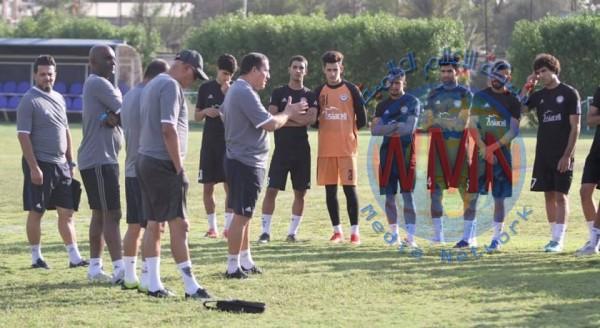 باسم قاسم:طموحنا لقب الدوري.. وهكذا يستعد لقمة السبت