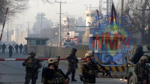 انفجارات تضرب كابول ومدناً أفغانية أخرى خلال انتخابات الرئاسة
