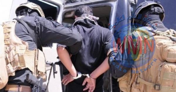 اعتقال متهمين بجرائم السرقة والاحتيال في بغداد