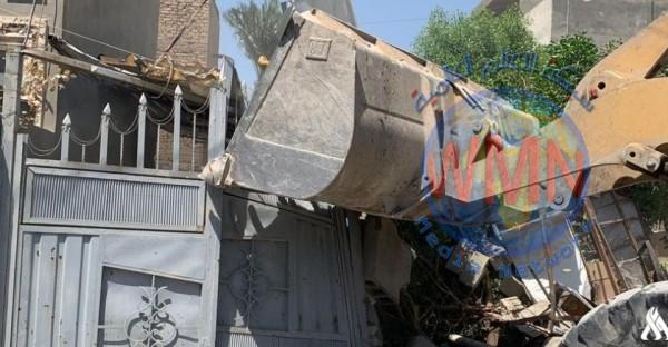 عن التجاوزات السكنية.. أمانة بغداد: قادمون