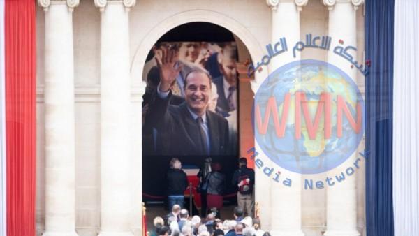 زعماء العالم يتوافدون إلى باريس لحضور جنازة شيراك