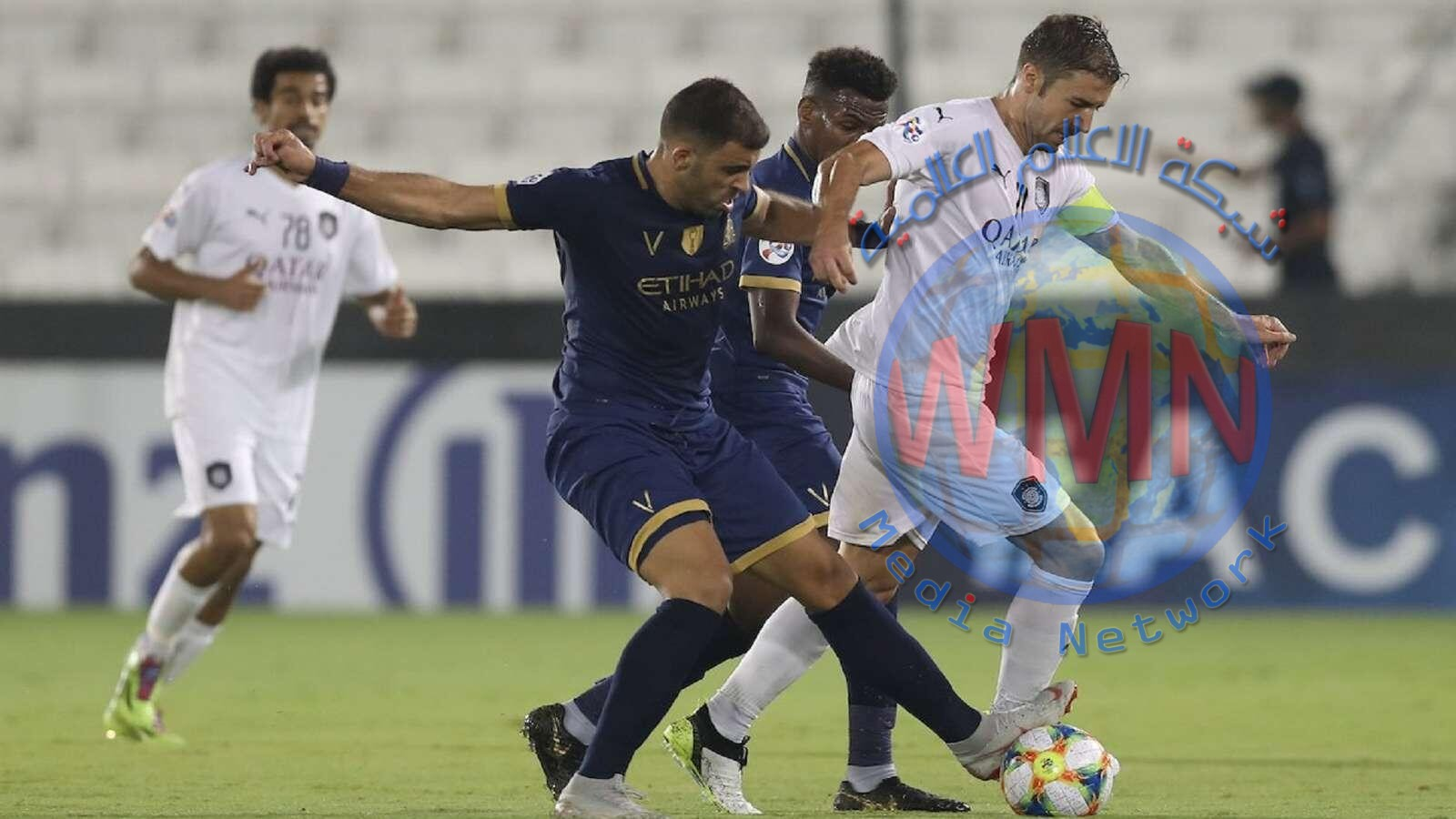 السد إلى نصف نهائي دوري أبطال آسيا على حساب النصر