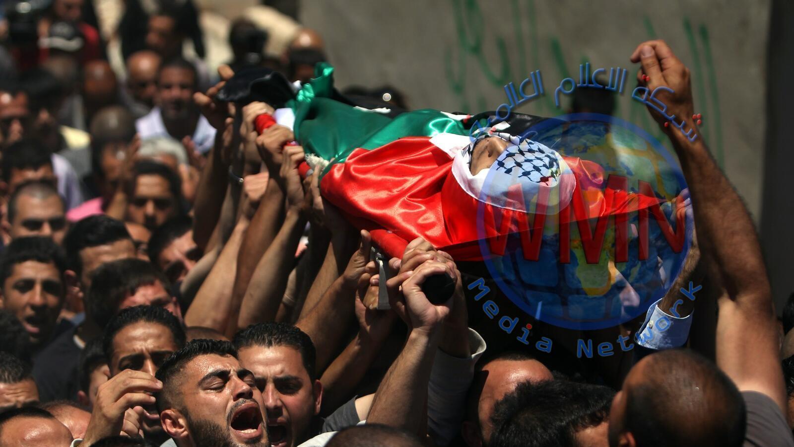 شهيد و70 جريح برصاص الاحتلال في فلسطين