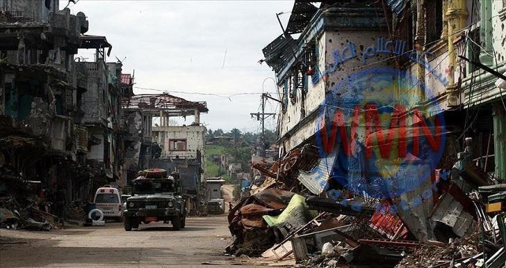 الجيش الفلبيني يعلن حالة طوارئ على خلفية مقتل البغدادي