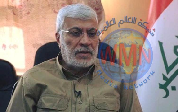 ابو مهدي المهندس: ما يجري في سورية أمر خطير وننسق لمنع تسلل الدواعش