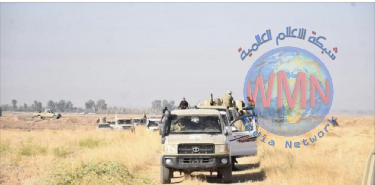 الحشد والاتحادية يدمران مضافتين ونفقا لداعش بعملية دهم وتفتيش جنوب غرب كركوك