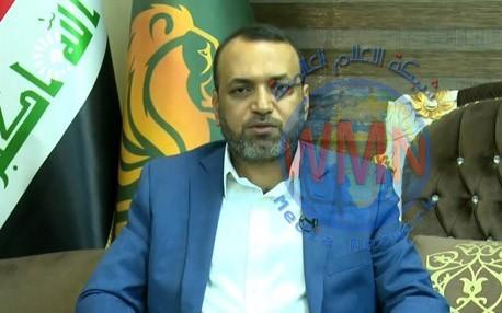 احمد الاسدي:المتظاهرين كانوا من الحشد و التيار الصدري