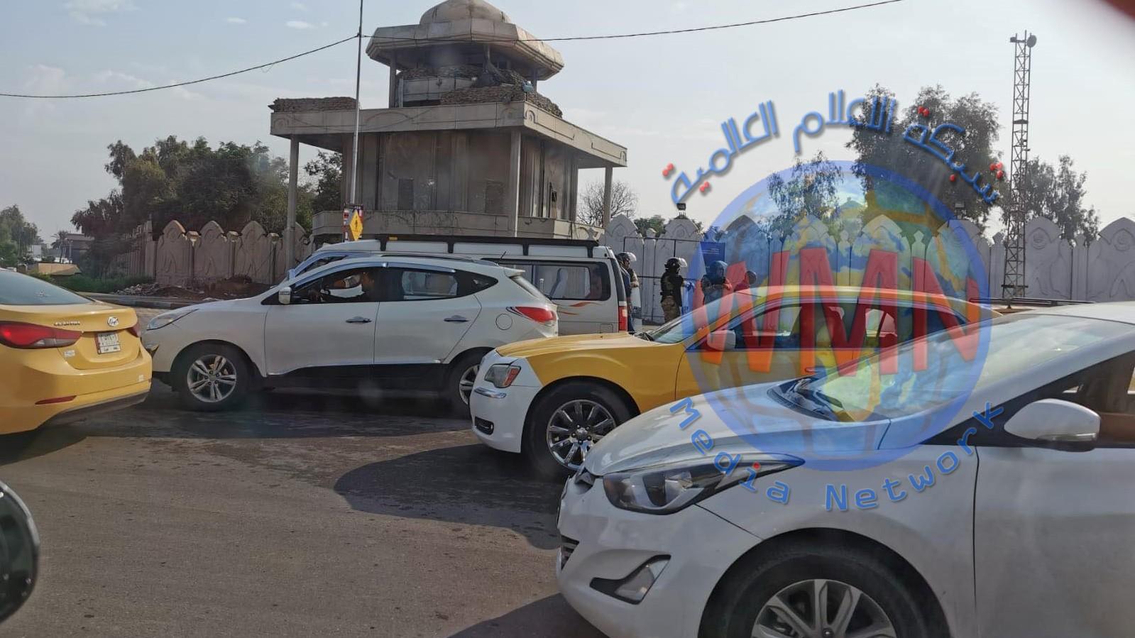 إجراءات مشددة وانتشار أمني مكثف في بغداد