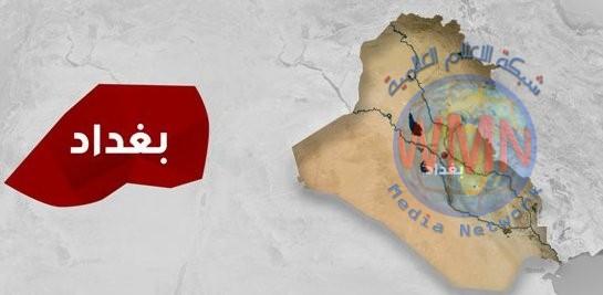 ضبط عجلة في سيطرة الشعب ببغداد محملة بالاسلحة والعتاد
