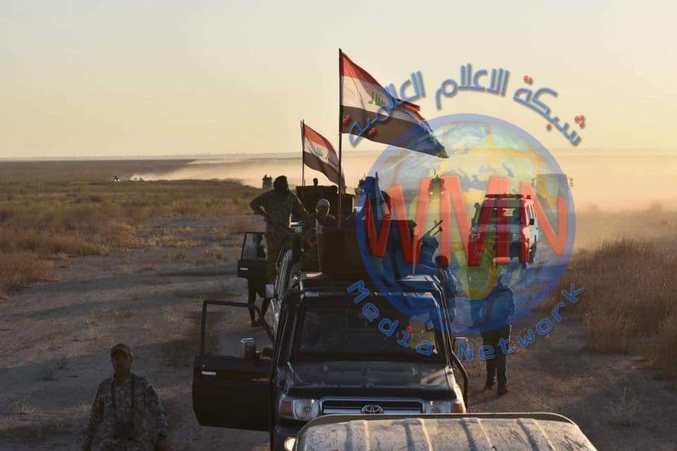 الحشدالشعبي يلقي القبض على ما يعرف بالمسؤول العسكري لداعش في تلعفر
