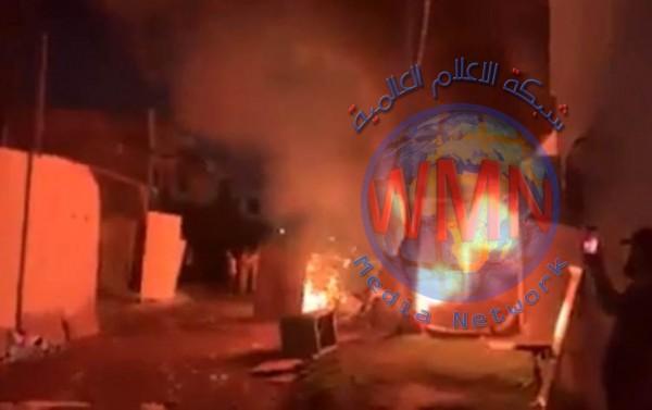 رئيس اللجنة المالية في البرلمان هيثم الجبوري يعلق على حرق منزله