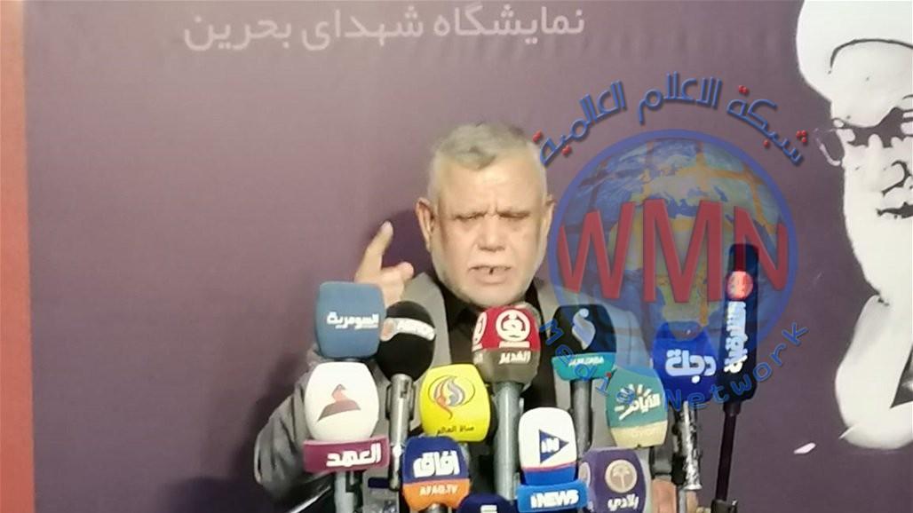 هادي العامري من كربلاء: اميركا وإسرائيل يبذلان كل الجهد لكي لا يكون استقراراً بالعراق