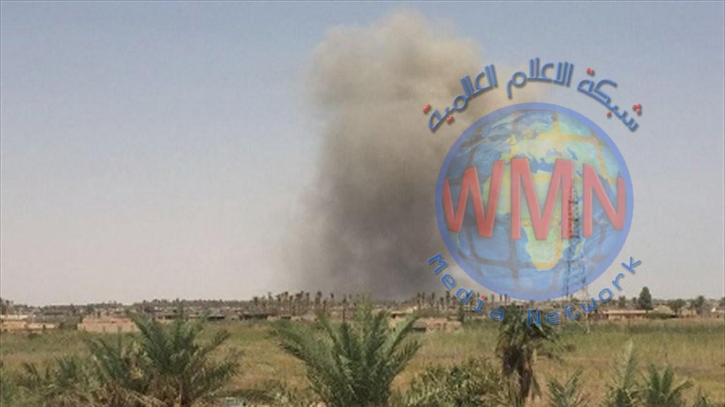 اصابة ستة اشخاص باندلاع حريق في كدس للعتاد بمنطقة الجعارة