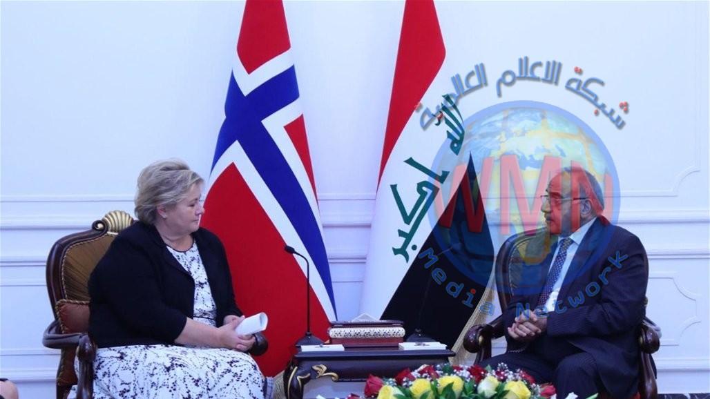 العراق والنرويج يوقعان اتفاقية النفط مقابل التنمية